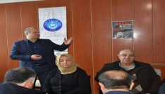 """Asimder Başkanı Gülbey: """"YPG ile PYDye Esad rejim ordusunun üniforması giydirilecek"""""""