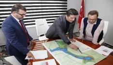 Başkan Gençden Kırkgöz Gölü müjdesi
