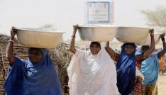 Türkiye Diyanet Vakfı Afrikada 48 su kuyusu daha açtı