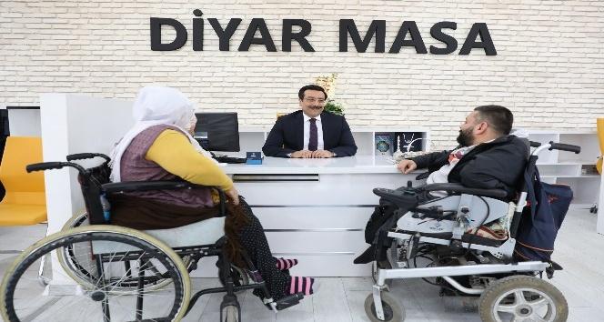 Başkan Atilla: Diyar Masada 38 bin hemşehrimize hizmet sunduk