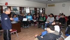 Bedensel Engelli Yelken Sporcu Eğitim ve Gelişim Kampı Mersinde başladı