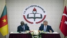 Kamerunda mesleki eğitim veren mükemmeliyet merkezi kurulacak