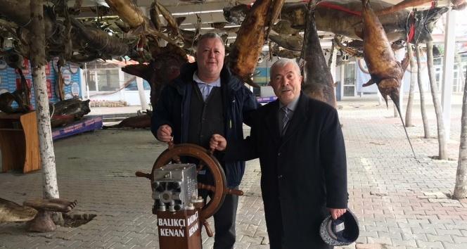Dr. Halil İbrahim Özkuş: 'Balıkçı Kenan Türkiye Deniz Canlıları Müzesi'ni üniversal hale getirmeliyiz'