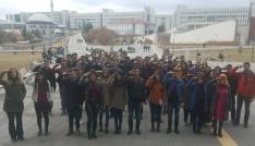 Uşak Üniversitesinden Afrindeki Mehmetçiğe asker selamı