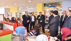 Başkan Akyürek, Ilgında yatırımları inceledi