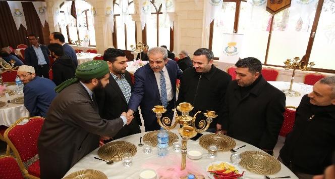 Din görevlileri buluşmasında Mehmetçik için dua edildi