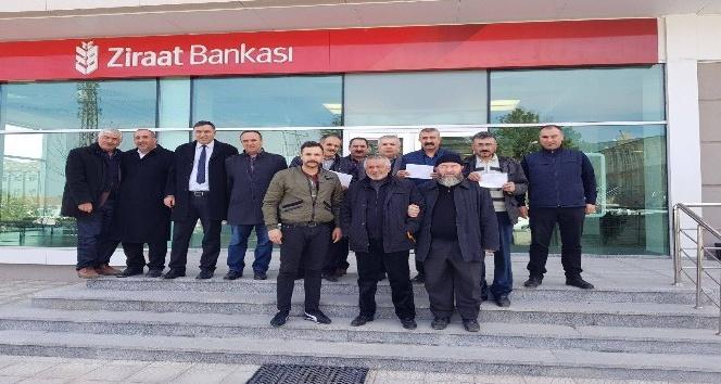 AK Parti Çiçekdağı Teşkilatından Zeytin Dalı Harekatına nakdi destek