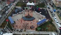 Osmangazi Meydanları ile nefes alıyor