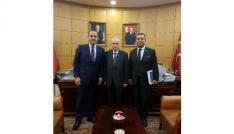 MHP Lideri Bahçeli Adananın metro sorununa el atıyor