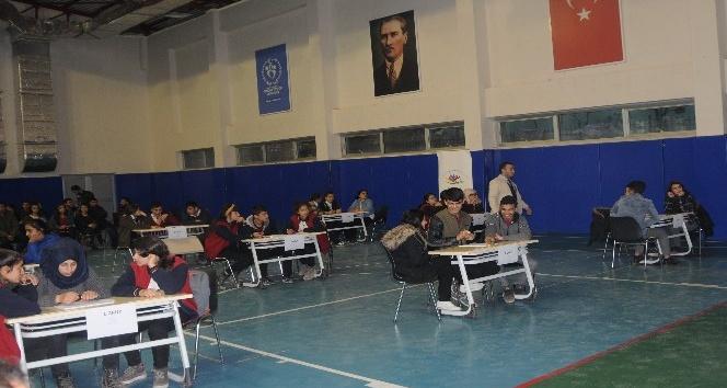 Şırnakta gençler arası bilgi yarışması yapıldı