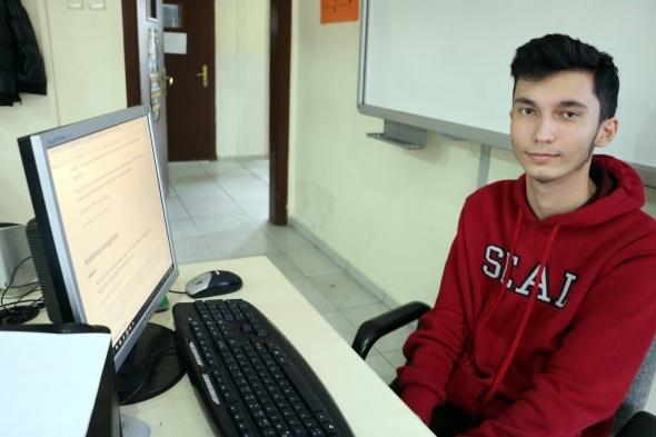 16 yaşındaki Yiğit, Apple'ın 'Teşekkür' listesinde