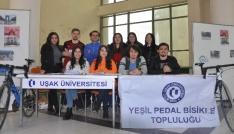 """Uşak Üniversitesinde """"Çanakkale Şehitlerine Saygı bisiklet turu düzenlenecek"""