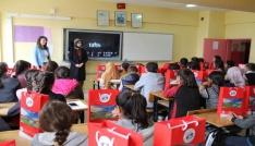 Silvanda, Ergen sağlığı bilinçlendirme eğitimi