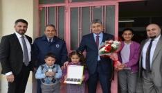Nasreddin Hoca Ortaokulunda İngilizce Dil Sınıfı kuruldu