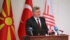 Makedonya Cumhurbaşkanı Ivanovdan YÖKe ziyaret