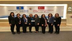 Bartın TSO kadın girişimciler icra kurulu Ankarada