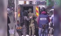 İsrail askerleri bir gazeteci ve 2 çocuğu gözaltına aldı