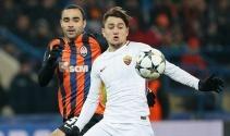 Cengiz Ünder, Şampiyonlar Ligi'nde ilk golünü attı