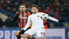 Cengiz Ünder, Şampiyonlar Liginde ilk golünü attı