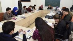 Uluslararası öğrenciler, Türkçeyi Anadolu TÖMERde öğreniyor