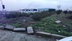 Manisada işçi servisi takla attı: 12 yaralı