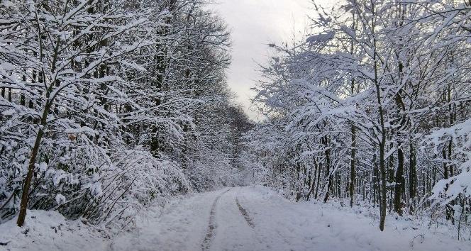 Meteorolojiden Trakyaya kar uyarısı