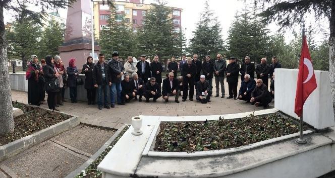 İYİ Parti teşkilatları Afrin Şehitlerine Mevlit okuttu