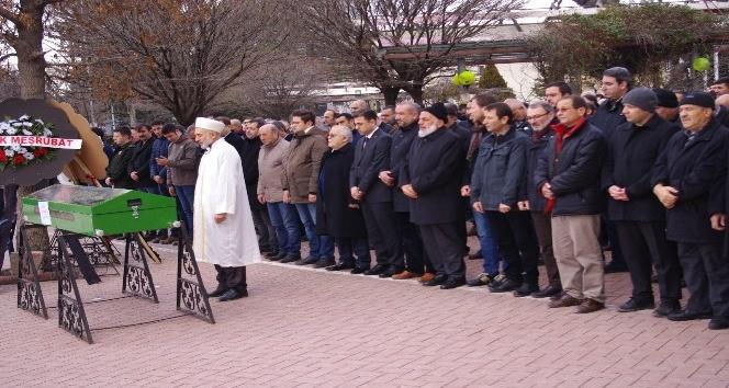 Kırşehir İl Genel Meclis Üyesi Yılmaz Tekinarslanın acı günü