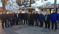 Batı Trakyalılardan Mehmetçik için kan bağışı