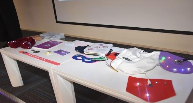Kocasinanda giyilebilir teknoloji semineri yapıldı