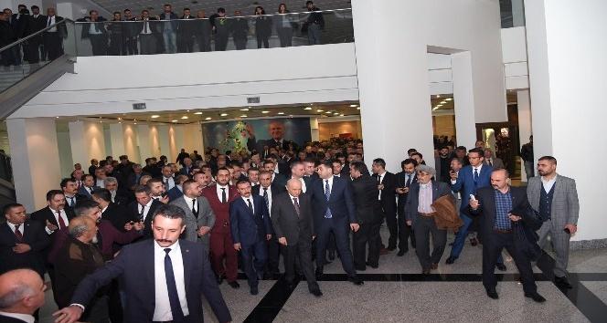 "MHP İl Başkanı Ersoy: ""Liderimizin emrindeyiz"""