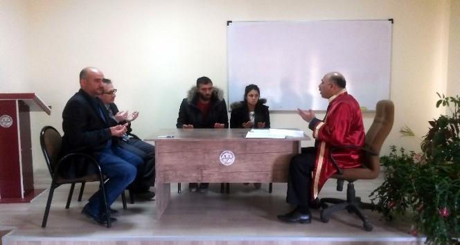 Akpınar İlçe Müftüsü Kırşehirde ilk resmi nikahı kıydı