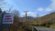 Trabzonda şarbon tehlikesi nedeniyle bir mahalle daha karantinaya alındı