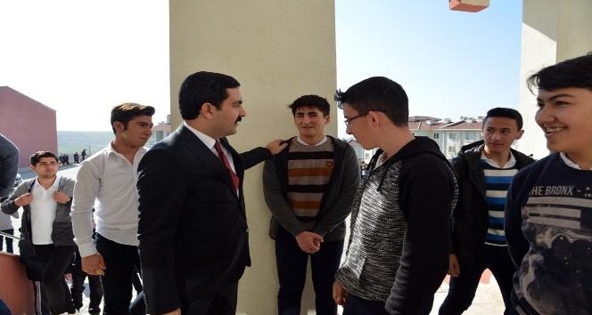 Belediye Başkanı Yaşar Bahçeci: Eğitim desteklerimiz devam edecek