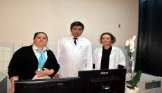 Salihlide radyoloji uzmanı sayısı üçe çıktı