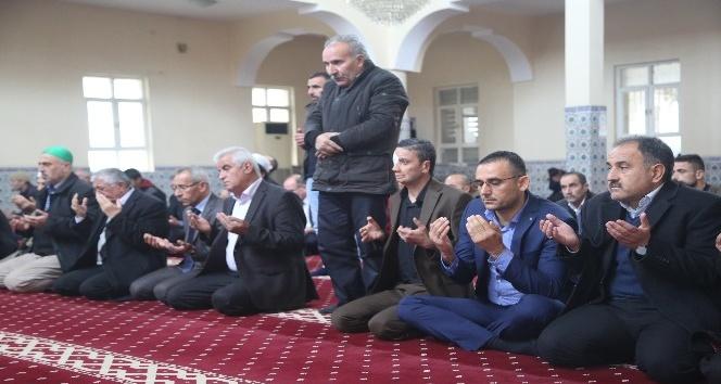Silopide Afrin şehitleri için mevlit okutuldu