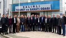 Salihliden Mehmetçik için yardım kampanyası