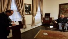 Recep Gürkan Atatürk Evini gezdi
