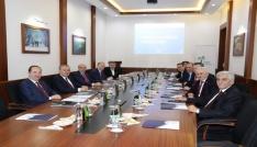 TRAKYAKA Şubat Ayı Yönetim Kurulu Toplantısı Kırklarelinde yapıldı
