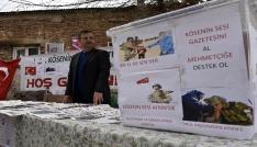 Kösenin Sesi gazetesinden Afrin duyarlılığı