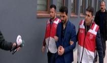 Volkan Konakın sahne aldığı mekanda silahla ateş açan şüpheli tutuklandı