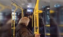 EGO otobüsünde yolcuları esir aldı