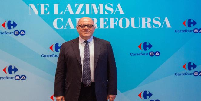 CarrefourSA, 2018 yılında 170 milyon TL yatırım hedefliyor