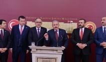 Seçim ittifakı teklifi Salı günü Anayasa Komisyonunda görüşülecek