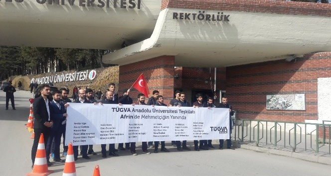Türkiye Gençlik Vakfından Afrine destek