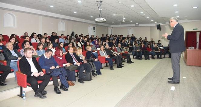 Marmara Üniversitesi Siyaset ve Diplomasi Okulu başladı