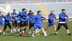 Karabükspor, Malatyaspor hazırlıklarını tamamladı