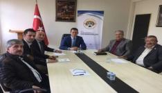 Safranbolu Köylere Hizmet Götürme Birliği encümen toplantısı yapıldı