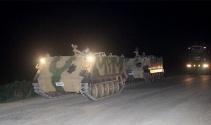 Hataydaki sınır birliklerine tank sevkiyatı sürüyor