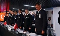 Beşiktaş'ın 2018 yılı 1. Olağan Divan Kurulu Toplantısı başladı